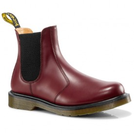 Dr. Martens 2976 in Cherry Red Smooth