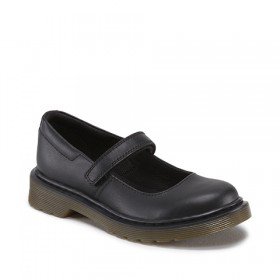 Dr. Martens Kids Maccy in Black Softy T
