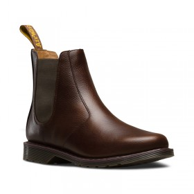 Dr. Martens Victor in Dark Brown New Nova