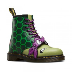 Dr. Martens Donnie Boot in Green T Lamper