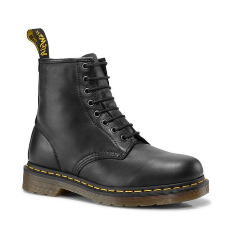 Dr. Martens 1460 in Black Nappa