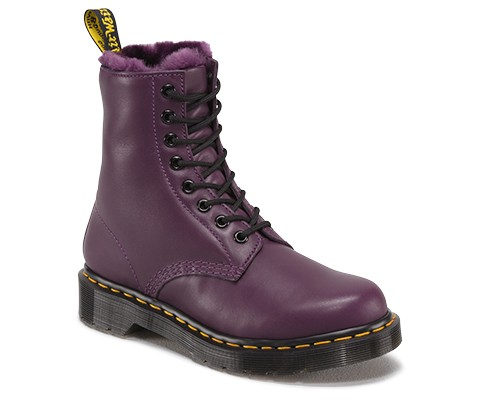 Dr. Martens Serena in Purple Cartegena