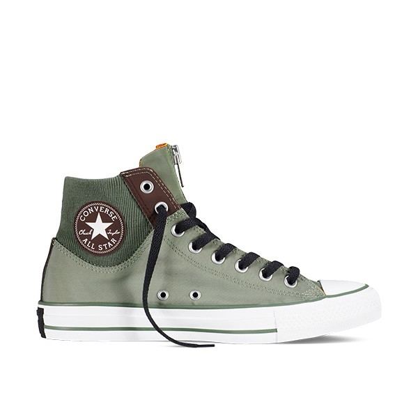 bb422081e760 Chuck Taylor All Star Ma-1 Zip In Olive Converse Olive 149397c