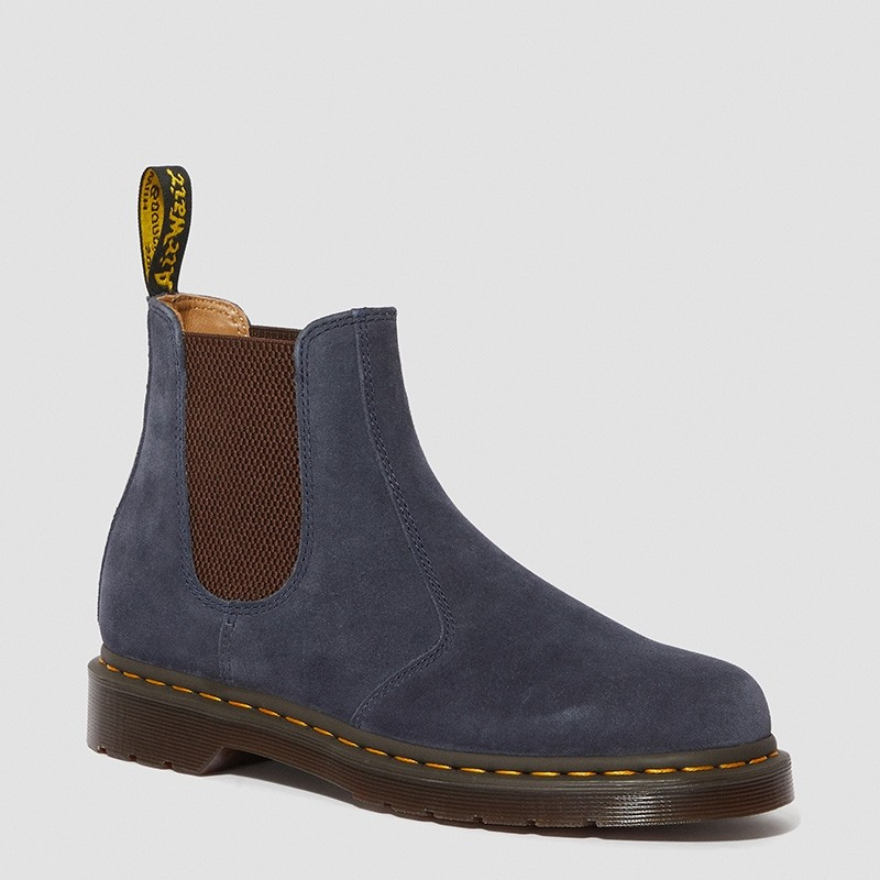 Dr. Martens 2976 Suede in Ombre Blue