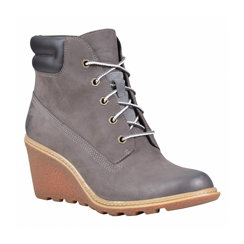 Women s Earthkeepers Amston 6-inch Boots In Dark Grey Nubuck Timberland  Dark Grey Nubuck 0a12rg-065 8b8f4589c