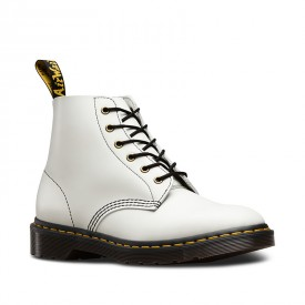 Dr. Martens 101 Smooth Archive in White