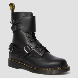 Dr. Martens 1490 Joska Smooth in Black
