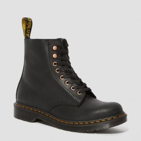 Dr. Martens 1460 Pascal Soap Stone in Black