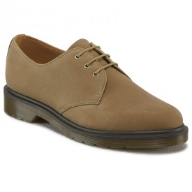 Dr. Martens Lester in Tan Chera Wax Canvas
