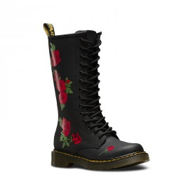 Dr. Martens Junior 1914 Vonda in Black Mohawk