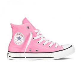 Converse Chuck Taylor Classic HI in Pink