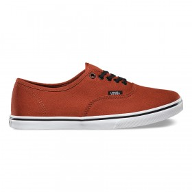 Vans Authentic Lo Pro in Arabian Spice/True White