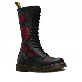 Dr. Martens Vonda in Black Softy T
