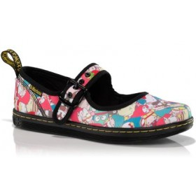 Dr. Martens Carnaby in Multi Canvas