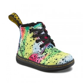 Dr. Martens Laney B in Multi Psych Graphic T Canvas