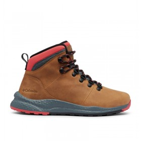 Columbia Women's SH/FT WP Hiker in Elk/Daredevil