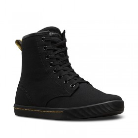 Dr. Martens Sheridan Canvas in Black