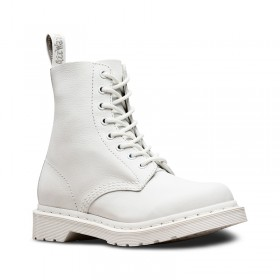 Dr. Martens 1460 Pascal Mono Virginia in White