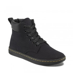 Dr. Martens Maelly in Black Canvas